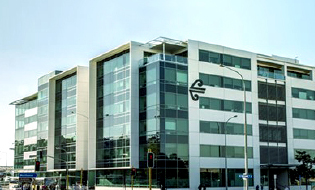 Air NZ HQ, Fanshawe Street