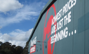 Bunnings Nation Roll-Out