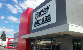 Harvey Norman National Roll-Out